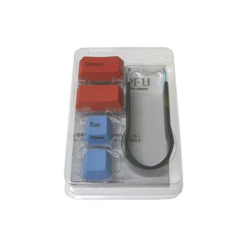 PFU 컬러 키 톱 세트(HHKB HYBRID Type-S/HYBRID/Classic/ Professional시리즈 전용) PD-KB400KT01