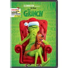 Illumination Presents: Dr. Seuss The Grinch
