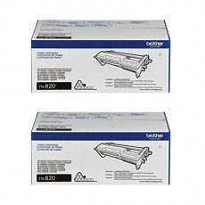 Brother Genuine Toner Cartridge TN820 Replacement Black Toner Page Yield Up To 3000 Pages Amazon Dash Replenishment Cartridge