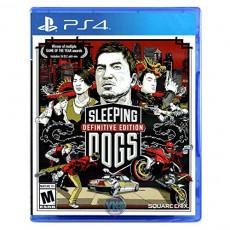 Sleeping Dogs: Definitive Edition- PlayStation 4