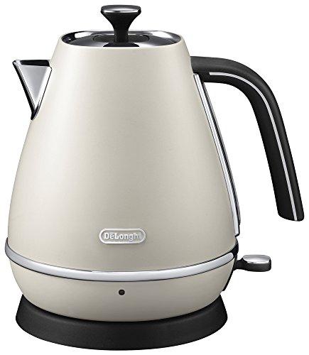 드롱기 전기포트 디스틴타 컬렉션 AC100V DeLonghi Distinta collection Electric kettle KBI1200J