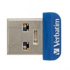 Verbatim 16GB Store n Stay Nano USB 3.0 Flash Drive - Blue - 98709