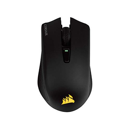 게이밍마우스 CORSAIR Harpoon RGB Wireless - Wireless Rechargeable Gaming Mouse - 10000 DPI Optical Sensor