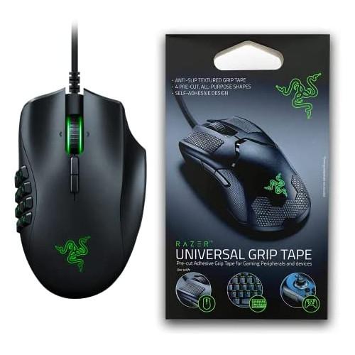 게이밍마우스 Razer Naga Trinity Gaming Mouse 16000 DPI Optical Sensor - Chroma RGB Lighting - Interchangeable Side Plate w/ 2 7 12 Button Configurations - Mechanical Switches