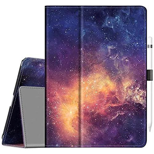 태블릿 키보드 Fintie iPad Pro 9.7 Case Premium Vegan Leather Folio Slim Fit Standing Smart Protective Cover with Auto Sleep/Wake Feature for Apple iPad Pro 9.7 Inch 2016 Release Tablet Jungle Night