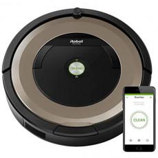 로봇청소기 iRobot Roomba 891 Robot Vacuum- Wi-Fi Connected Works with Alexa Ideal for Pet Hair Carpets Hard Floors