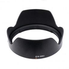 Men club EW88C렌즈 후드 EF 24-70mm f 2.8L II용Canon EW-88C 대신한 강건 생활 질의 향상 주지 말라 물건