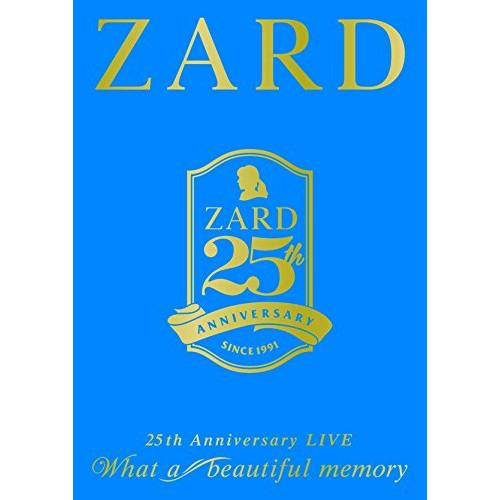 """25주년 기념 라이브DVD ZARD 25th Anniversary LIVE""""What a beautiful memory"""""""