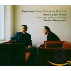 베토벤:피아노 협주곡 전집(3매 셋트)/Beethoven: Piano Concertos Nos. 1-5