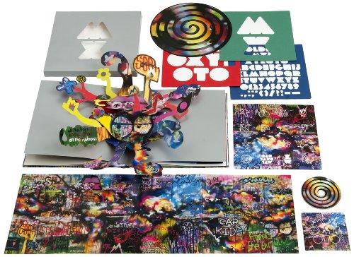 Mylo Xyloto: Super Deluxe (CD + Lp + Book + More)