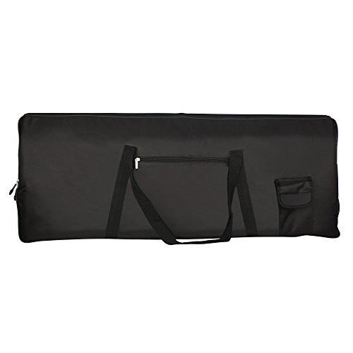 Andoer 76-Key Keyboard Electric Piano Padded Case Gig Bag Oxford Cloth Portable